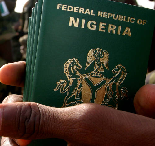 NIGERIA COLOUR COPIES FOR ALL DOCUMENTS