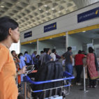 India Suspends Visas
