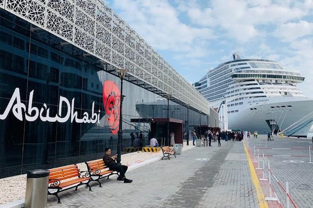 COVID-19: UAE, India and Seychelles close ports to cruise ship