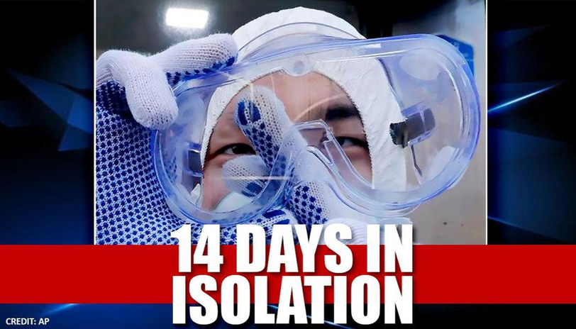 Israel announces 14-day quarantine for all arrivals